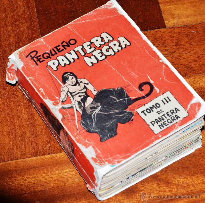 PEQUEÑO PANTERA NEGRA, NÚMEROS ORIGINALES, TOMO III MAGA, ENCUADERNADO (#2) (Tebeos y Comics - Maga - Pantera Negra)