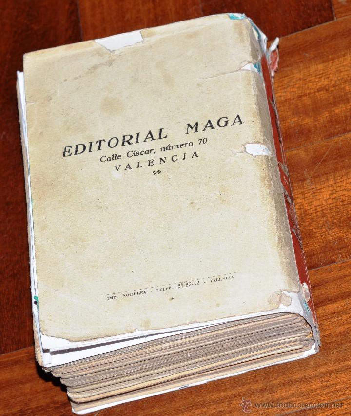 Tebeos: PEQUEÑO PANTERA NEGRA, NÚMEROS ORIGINALES, TOMO III MAGA, ENCUADERNADO (#2) - Foto 4 - 49491628