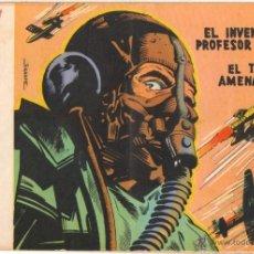 Tebeos: FOGATA Nº 34 ORIGINAL EDITORIAL MAGA 1963 - BUEN ESTADO, MUY DIFICIL. Lote 49493966