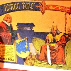 Tebeos: COMIC, MARCO POLO, EDITORIAL MAGA, VALENCIA, 1965. Lote 49495251