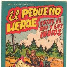 Tebeos: EL PEQUEÑO HEROE ORIGINAL Nº 101 EDITORIAL MAGA 1958 - MUY DIFICIL, EN MUY BUEN ESTADO. Lote 87546843