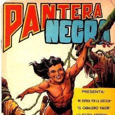 BDs: PANTERA NEGRA (REVISTA) (MAGA) Nº 7. Lote 49642688