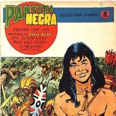 BDs: PANTERA NEGRA (REVISTA) (MAGA) Nº 47. Lote 49643135