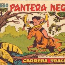 Tebeos: PEQUEÑO PANTERA NEGRA Nº 183 ORIGINAL EDITORIAL MAGA 1958. Lote 49743327