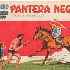 Tebeos: PEQUEÑO PANTERA NEGRA Nº 179 ORIGINAL EDITORIAL MAGA 1958. Lote 49743340