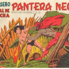 Tebeos: PEQUEÑO PANTERA NEGRA Nº 173 ORIGINAL EDITORIAL MAGA 1958. Lote 49743360