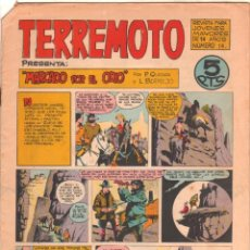 Tebeos: TERREMOTO ORIGINAL EDITORIAL MAGA Nº 14 - 1964. Lote 50159830