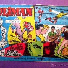 Tebeos: OLIMAN , AS DEL DEPORTE - MAGA - Nº 25 - CONTRAPORTADA: REAL CLUB DEPORTIVO MALLORCA. Lote 50260525