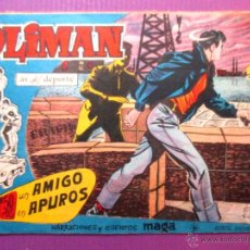 Tebeos: OLIMAN , AS DEL DEPORTE - MAGA - Nº 12. Lote 50260646