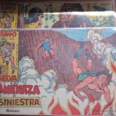 Giornalini: RAYO DE LA SELVA Nº 10 Y 12 - MAGA 1960 - ORIGINALES . Lote 50265964