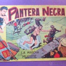 Tebeos: PANTERA NEGRA - Nº 15 - ED. MAGA. Lote 50290838