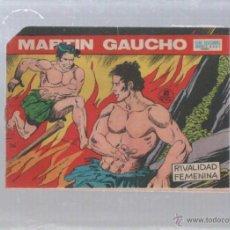 Tebeos: MARTIN GAUCHO. SERIE SELECCIONES JUVENILES. Nº 36. RIVALIDAD FEMENINA. EDITORIAL MAGA. Lote 50315058