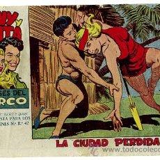 Giornalini: TONY Y ANITA , LOS ASES DEL CIRCO - Nº 19 - ED. MAGA - T1247. Lote 50448486