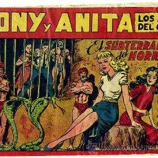 Giornalini: TONY Y ANITA , LOS ASES DEL CIRCO - Nº 79 - ED. MAGA - T1256. Lote 50448564