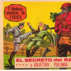 Tebeos: FOGATA ORIGINAL Nº 14 EDITORIAL MAGA 1963 - EXCELENTE ESTADO . Lote 50537488