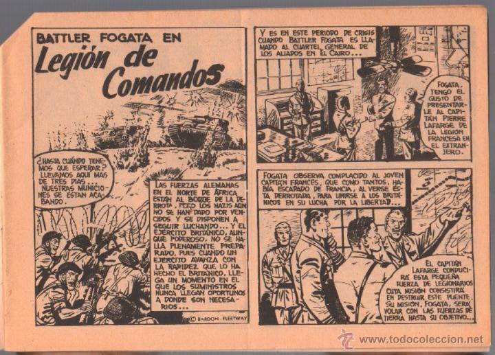 Tebeos: FOGATA ORIGINAL Nº 31 EDITORIAL MAGA 1963 - EXCELENTE ESTADO - Foto 2 - 50537529