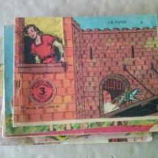 Tebeos: LOTE DE 21 COMICS FLECHA Y ARTURO DE 3 PTAS. FIRME -. Lote 50780728