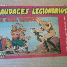 Tebeos: AUDACES LEGIONARIOS- Nº 12- MAGA -T. Lote 51001266