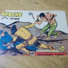Livros de Banda Desenhada: APACHE 2ª Nº 74 ORIGINAL. Lote 51130333