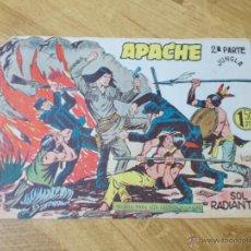 Tebeos: APACHE 2ª Nº 29 ORIGINAL. Lote 51130481