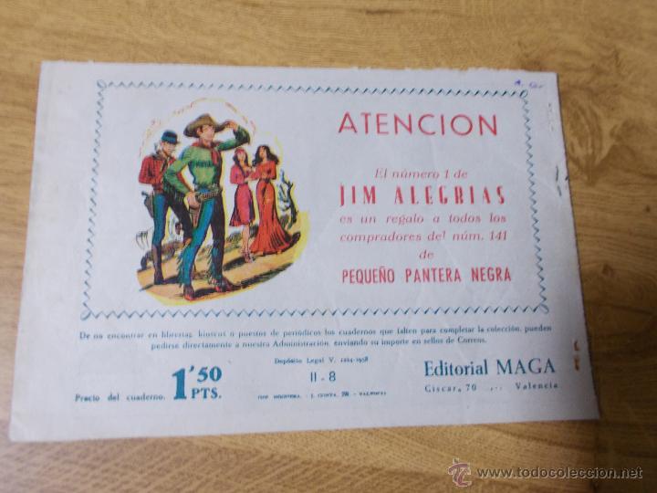 Tebeos: apache 2ª nº 8 original - Foto 2 - 51130521