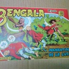 Livros de Banda Desenhada: BENGALA 2ª - Nº 1 MAGA -T. Lote 51179820