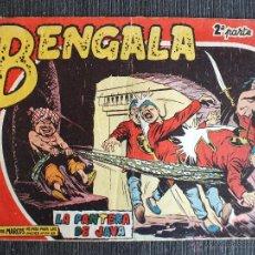 Tebeos: BENGALA Nº 6 - 2ª PARTE EDITORIAL MAGA. Lote 51319158