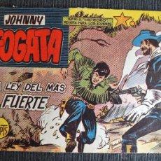 Tebeos: JOHNNY FOGATA Nº 41 EDITORIAL MAGA. Lote 51319770