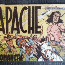 Tebeos: APACHE Nº 20 EDITORIAL MAGA. Lote 51320401