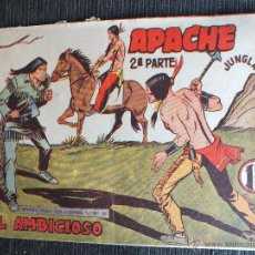 Tebeos: APACHE Nº 53 - 2ª PARTE EDITORIAL MAGA. Lote 51320799