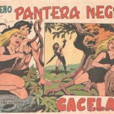 Tebeos: PEQUEÑO PANTERA NEGRA Nº 125 - PRIMERO DE ESTA SERIE _ ORIGINAL MAGA 1958. Lote 51393573