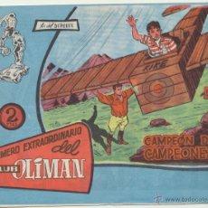 Tebeos: OLIMAN EXTRA Nº 21. MAGA 1963.. Lote 51686478