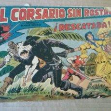 Tebeos: EL CORSARIO SIN ROSTRO Nº 15 - MAGA -T. Lote 51774568