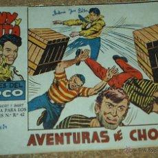 Tebeos: TONY Y ANITA - Nº 49 - MAGA 1960 - ORIGINAL. Lote 52129154