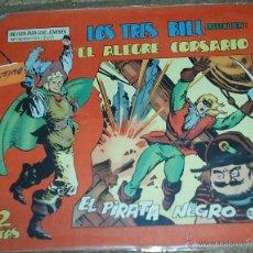 Tebeos: EL ALEGRE CORSARIO Nº 25 ÚLTIMO - MAGA 1964 - ORIGINAL- LEER. Lote 52153988
