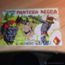 Tebeos: PEQUEÑO PANTERA NEGRA Nº 143 (ORIGINAL ED. MAGA) (CLA20). Lote 52301101