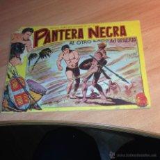 Tebeos: PANTERA NEGRA Nº 12 (ORIGINAL ED. MAGA) (CLA20). Lote 52301121