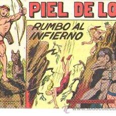 Tebeos: PIEL DE LOBO (MAGA) Nº 23. Lote 52301500