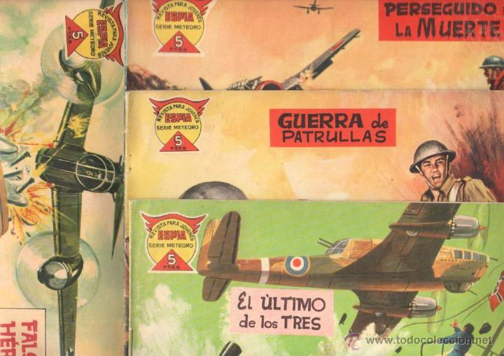 Tebeos: ESPIA MAGA 1962 ORIGINALES 22 NºS - 5,11,21,24,26,28.34,38,41,43,45,46,49,51,55,57,60,61,63,64,66,71 - Foto 6 - 52315385