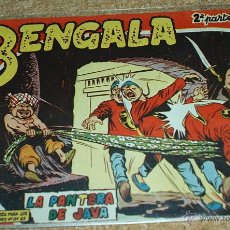 Tebeos: BENGALA 2ª Nº 6 - MAGA ORIGINAL. Lote 52351300