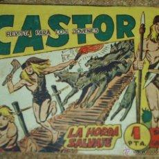 Tebeos: CASTOR - Nº 14 - MAGA ORIGINAL - LEER. Lote 52357017