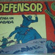 Tebeos: EL DEFENSOR - Nº 8- ORIGINAL DE MAGA 1962- LEER TODO. Lote 52426763