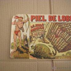 Tebeos: PIEL DE LOBO Nº 21, EDITORIAL MAGA. Lote 52626737