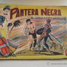 Tebeos: TEBEOS DE PANTERA NEGRA. Lote 52675399