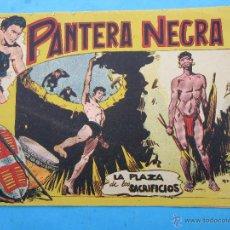 Tebeos: PANTERA NEGRA , NUMERO 4 ORIGINAL , EDITORIAL MAGA. Lote 52867015