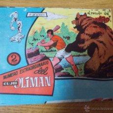 Tebeos: NUMERO EXTRAORDINARIO DEL CLUB OLIMAN Nº 17 DE 2 PESETAS 1964. Lote 52909519