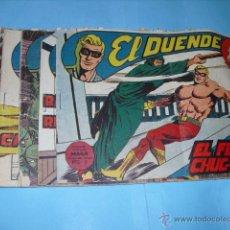 Tebeos: 10 TEBEOS DE EL DUENDE, EDITORIAL MAGA,1961. Lote 52942256