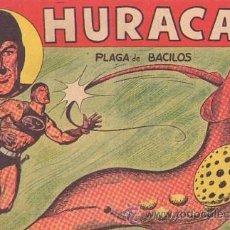 Tebeos: HURACAN (MAGA) Nº 2. Lote 53098574