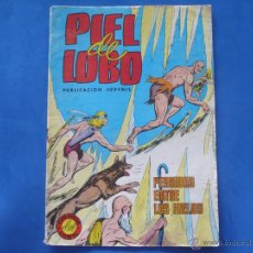 Tebeos: CÓMIC - PIEL DE LOBO - PERDIDOS ENTRE LOS HIELOS. Lote 53110964