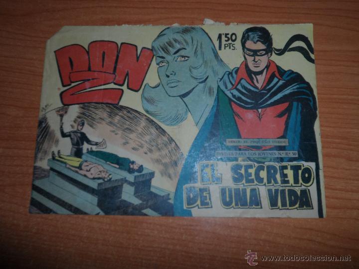 DON Z Nº 11 EDITORIAL MAGA ORIGINAL (Tebeos y Comics - Maga - Don Z)